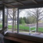 Ook de binnenruimte moet afgewerkt worden bij het plaatsen van een dakkapel
