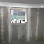 Deuren en ramen geplaatst verbouwing