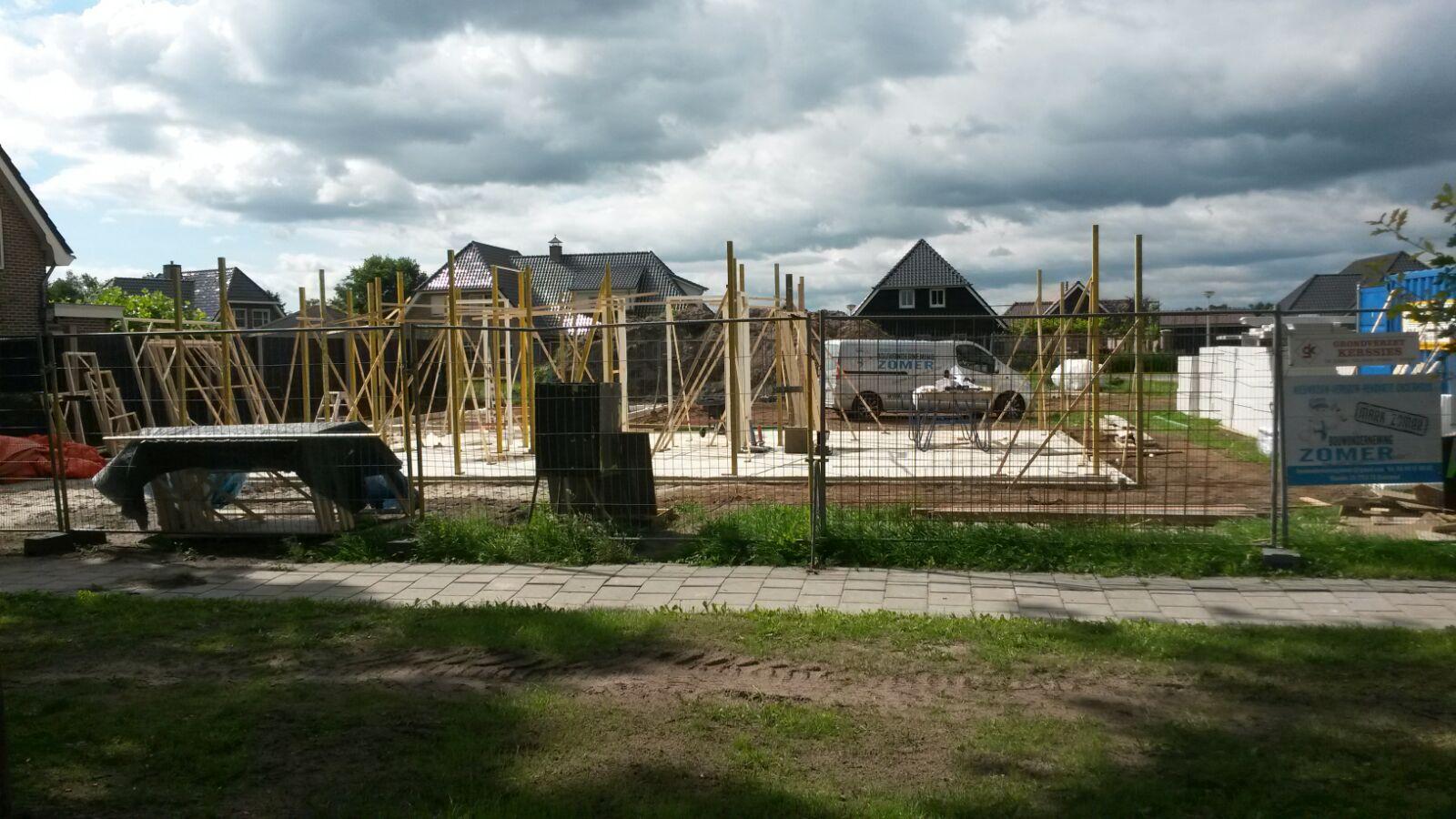 Nieuwbouwwoning Bouwonderneming Zomer