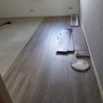 Pvc-vloer babykamer aanleggen